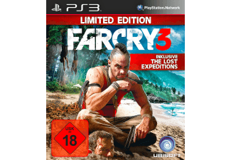 Far Cry 3 Limited Edition Action PlayStation 3