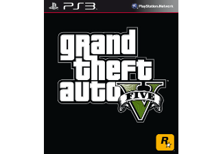 GTA 5 - Grand Theft Auto V Action PlayStation 3