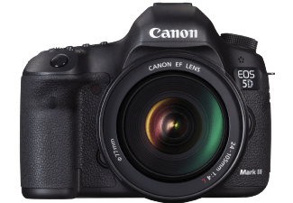 CANON EOS 5D Mark III+24-105 IS USM