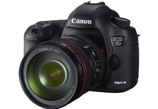 CANON EOS 5D Mark III+24-105mm IS USM