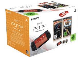 SONY PlayStation®Portable + Gran Turismo® + Ratchet & Clank™: Size Matters
