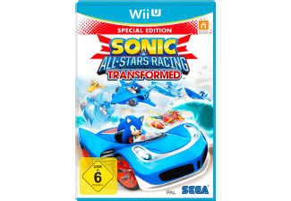 KOCH MEDIA GMBH (SOFTWARE) Sonic All-Stars Racing Transformed - Limited Edition