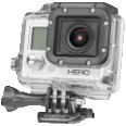 GOPRO Hero3 White Edition WiFi-Camcorder