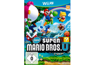 NINTENDO OF EUROPE GMBH New Super Mario Bros. U