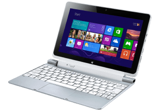 ACER Iconia W511-27602G06ISS silber