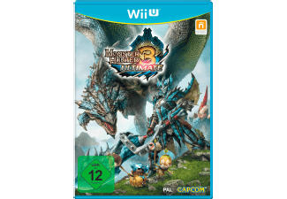 NINTENDO OF EUROPE GMBH Monster Hunter 3 Ultimate