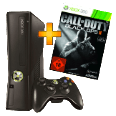 MICROSOFT Xbox 360 250GB Konsole inkl. Call of Duty: Black Ops 2 Xbox 360 Konsolen