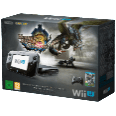 NINTENDO Wii U Konsole schwarz + Monster Hunter 3 Limited Edition Wii U Konsolen