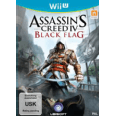 UBI SOFT GMBH Assassin's Creed 4: Black Flag Wii U Games Vorbestellen