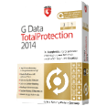 GDATA SOFTWARE GMBH (SOFTW.) G Data TotalProtection 2014 3 PC Sicherheit / Internet Security