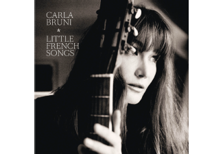 Carla Bruni LITTLE FRENCH SONGS Chanson CD