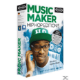 MAGIX AG MAGIX Music Maker Hip Hop Edition 5 Musik / Audio