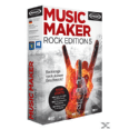 MAGIX AG MAGIX Music Maker Rock Edition 5 Musik / Audio