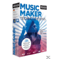 MAGIX AG MAGIX Music Maker Techno Editon 5 Musik / Audio