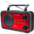 MUSE M-05 RED rot Radios
