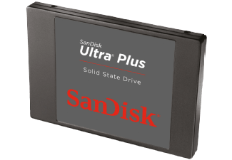 256GB SSD SanDisk Ultra Plus