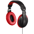 "HAMA Over-Ear-Stereo-Kopfhörer ""HK-3052"" 1+1 Gratis Aktion"