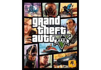 GTA 5 - Grand Theft Auto V Action PC