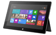 MICROSOFT Surface Pro med Win 8 - 128GB