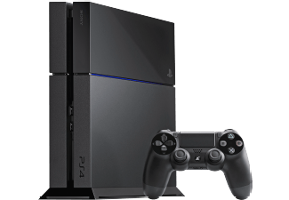 SONY PlayStation 4 500GB Jet Black (9268475)