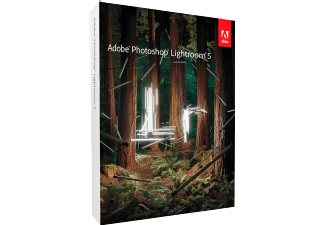 Adobe Photoshop Lightroom 5.0 Bildbearbeitungssoftware PC und MAC