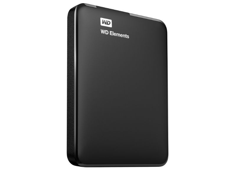 WESTERN DIGITAL Elements 2TB Portable