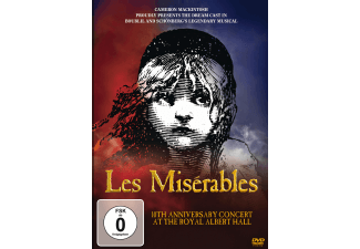 Les Misérables - 10th Anniversary Concert At The Royal Albert Hall Musical DVD