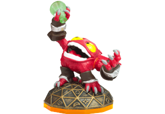 Red Pop Fizz - Skylanders Giants Character (Media Markt Exklusiv) Familie / Gesellschaft