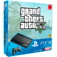 SONY PS3 500GB + Grand Theft Auto V Playstation 3