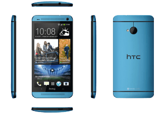 HTC One 32 GB blau 801 N