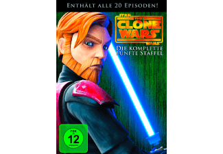 Star Wars: The Clone Wars - Staffel 5 TV-Serie/Serien DVD