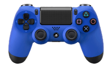 SONY DUALSHOCK®4 Wave Blue