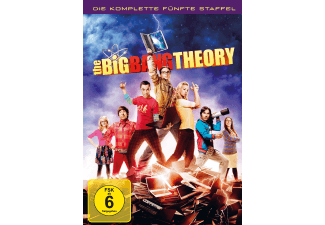 The Big Bang Theory - Die komplette 5. Staffel TV-Serie/Serien DVD