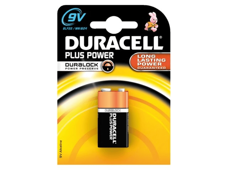 Duralock Plus Power 9V