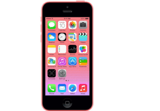 APPLE iPhone 5C 16 GB Pembe Akıllı Telefon