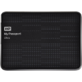 WESTERN DIGITAL My Passport Ultra 500 GB Zwart Harde schijven & SSD's