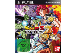 Dragon Ball Z: Battle of Z (D1 Edition) Action PlayStation 3