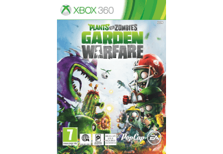 Plants vs Zombies: Garden Warfare First person shooter (FPS) Xbox 360