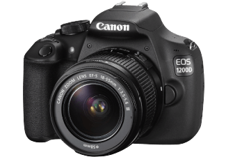 Canon EOS 1200D mit 18-55mm