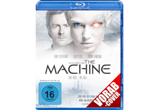 The Machine - They Rise. We Fall. Action Blu-ray
