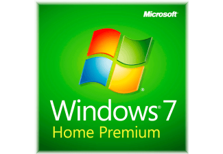 Windows 7 Home Premium 32Bit OEM LCP* Betriebssystem PC