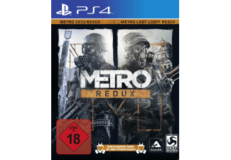 metro redux action playstation 4. Black Bedroom Furniture Sets. Home Design Ideas