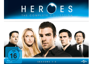 Heroes - The Complete Collection (Blu-ray)