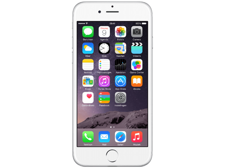 iPhone 6 128 GB Zilver