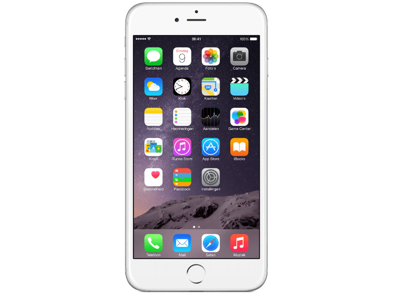 iPhone 6 Plus 128 GB Zilver