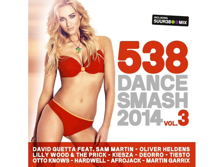 538 Dance Smash 2014 Vol. 3