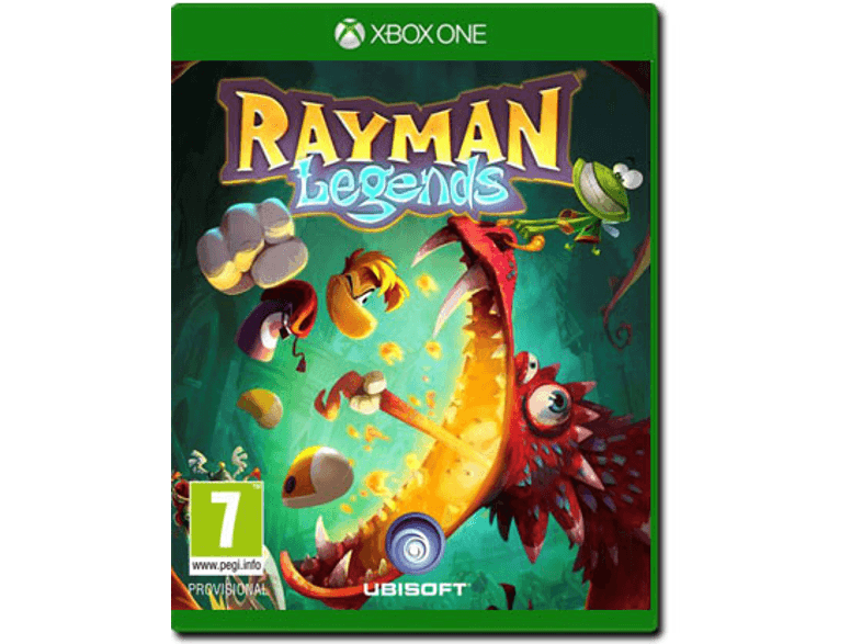 UBISOFT Rayman Legends FR/NL Xbox One
