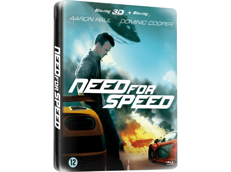 Need For Speed 3D (Special Edition Metal Case)