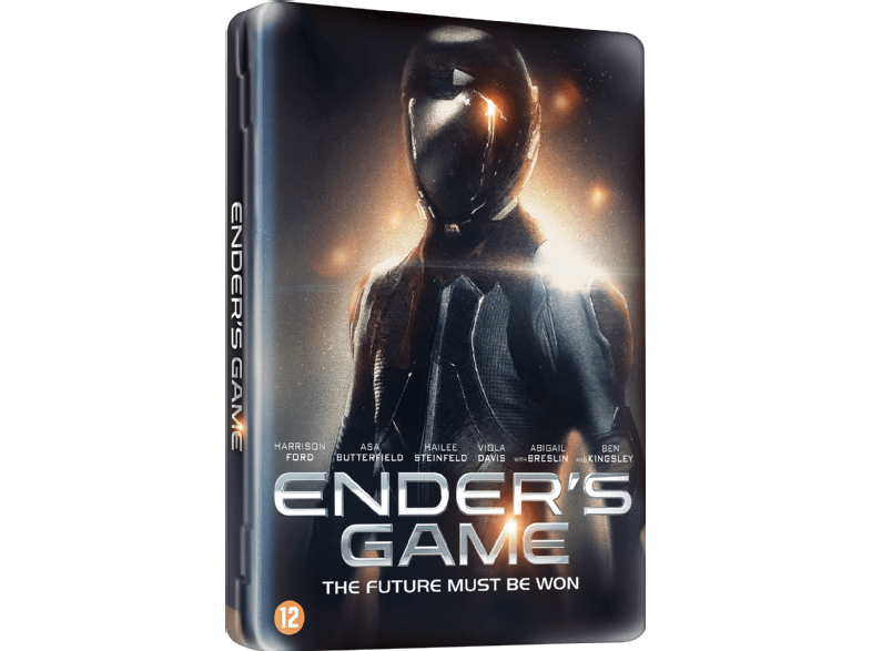Ender's Game (Limited Edition Metal Case)