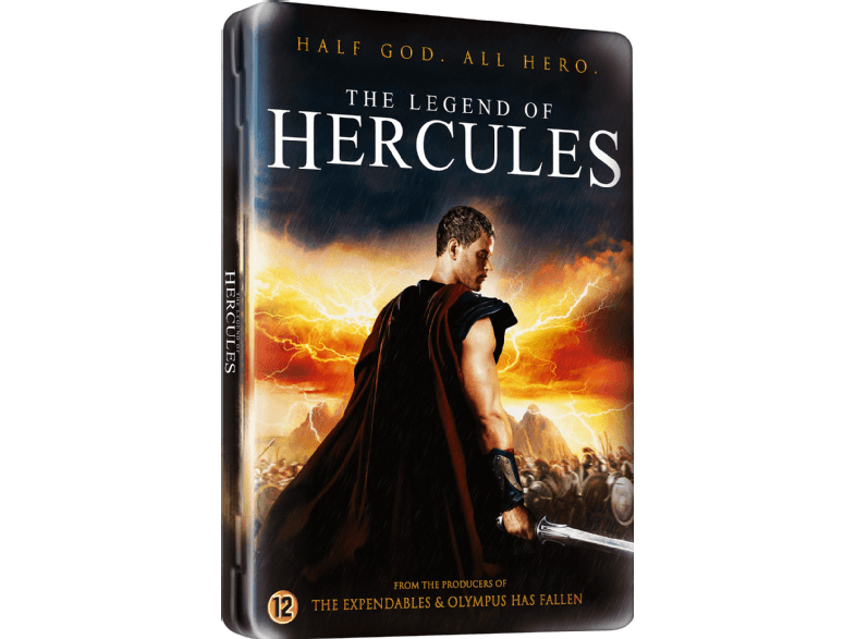 The Legend Of Hercules (Limited Edition Metal Case)